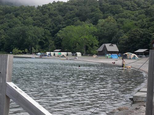 モラップ キャンプ場