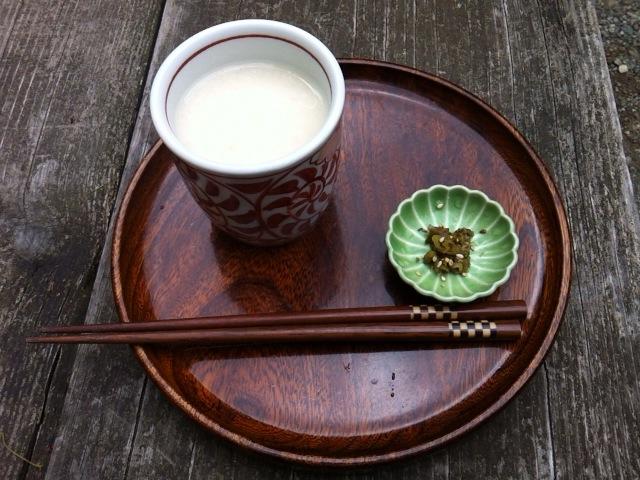 甘酒(400円)