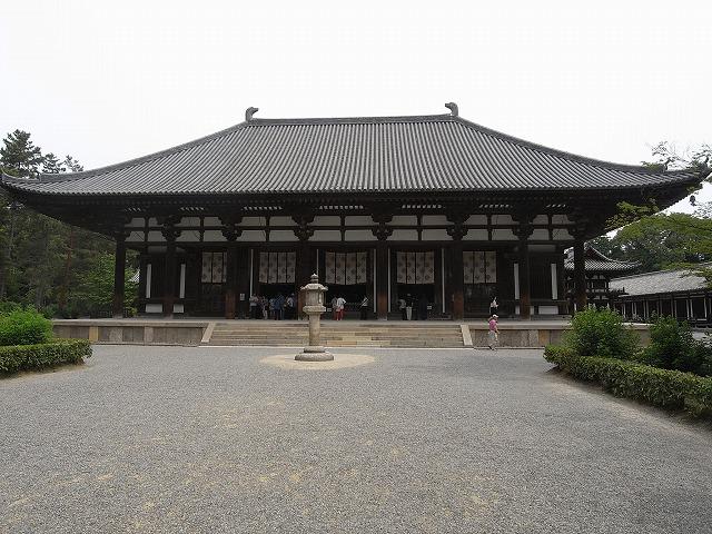 唐招提寺 金堂(国宝)