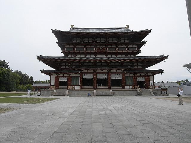 唐招提寺 講堂(国宝)