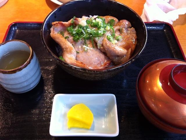 窪川ポーク米豚丼
