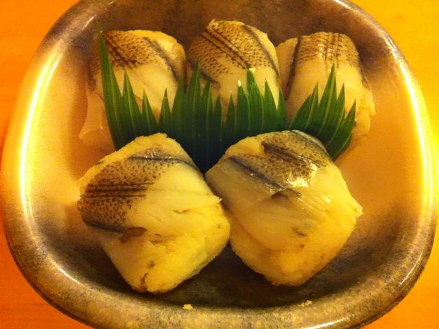 宇和島の郷土料理 丸寿司