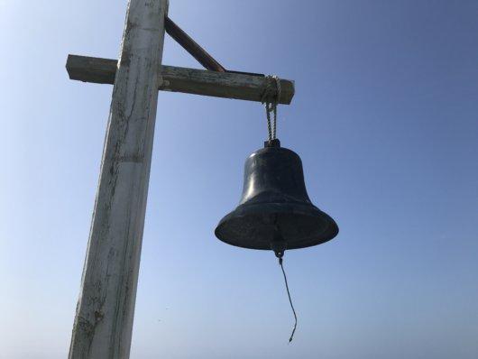 展望台の鐘